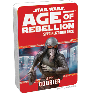 Age of Rebellion - Spy Courier Specialization Deck