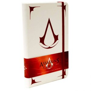 Assassin's Creed - Hardcover Ruled Journal - Logo