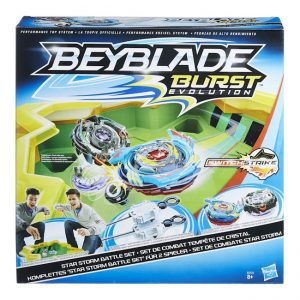 Beyblade - Burst Evolution Star Storm Battle Set