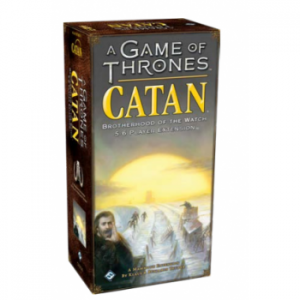A Game of Thrones Catan: Brotherhood of the Watch - 5-6 Player Expansion