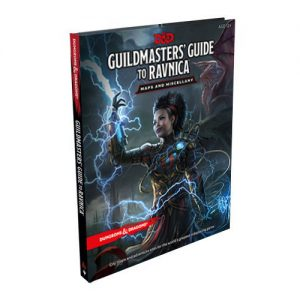 D&D Guildmaster's Guide to Ravnica – MAPS AND MISCELLANY