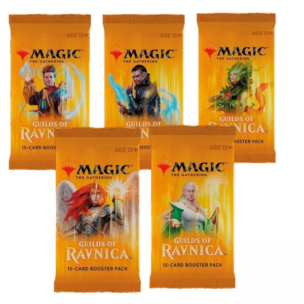 Guilds of Ravnica - Boosterpack