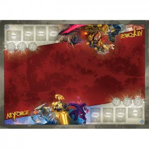 KeyForge - Architect`s Vault 2-Player Gamemat