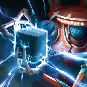 KeyForge - Positron Bolt - Gamemat