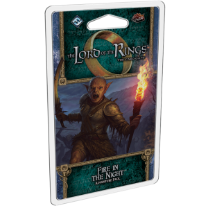 LotR LCG – Fire in the Night – Adventure Pack