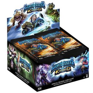 Lightseekers TCG - Wave 3 Kindred - Display Box