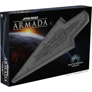Star Wars Armada - Super Star Destroyer