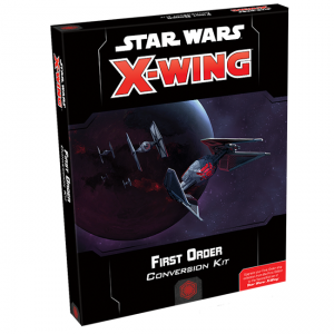 Star Wars X-Wing - First Order Conversion Kit