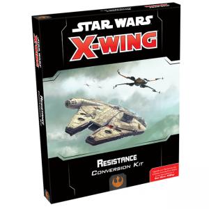 Star Wars X-Wing - Resistance Conversion Kit