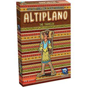 Altiplano - The Traveller