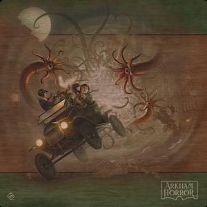 Arkham Horror 3rd Edition Playmat