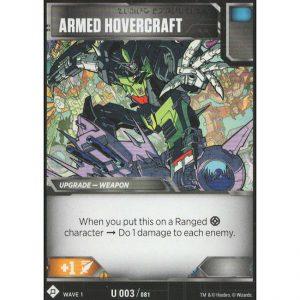 Armed Hovercraft