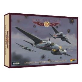 Blood Red Skies - de Havilland Mosquito Squadron