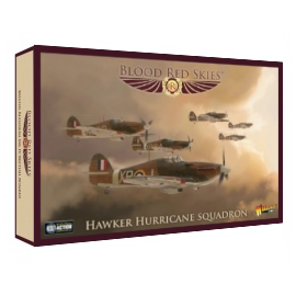 Blood Red Skies - Hawker Hurricane Squadron