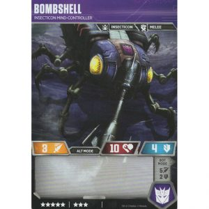 Bombshell – Insecticon Mind-Controller