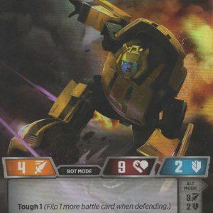 Bumblebee – Brave Warrior