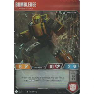 Bumblebee – Courageous Scout