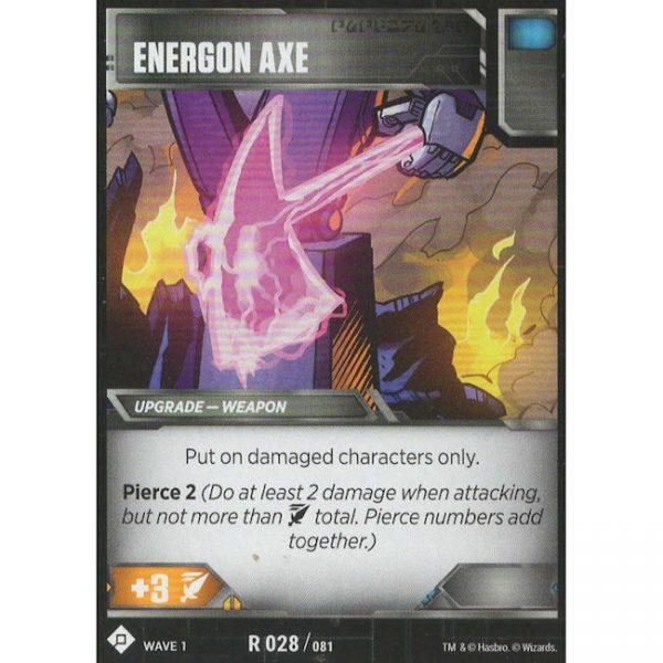 Energon Axe