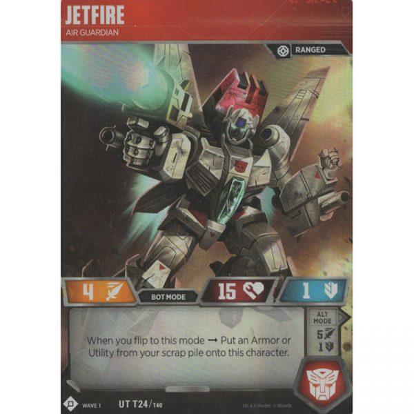 Jetfire – Air Guardian