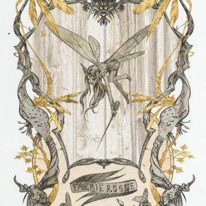 Token Card - Faerie Rogue - Johannes Voss
