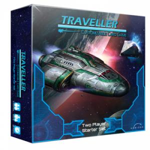 Traveller CCG - 2-Player Starter Set