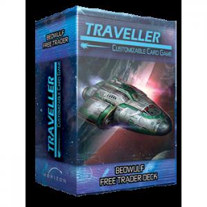 Traveller CCG Ship Deck Beowulf Free Trader Ship