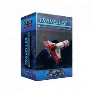 Traveller CCG - Subsidized Merchant - Ship Deck
