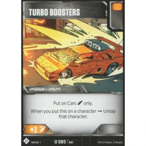 Turbo Boosters