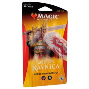 Guilds of Ravnica - Theme Booster - Boros