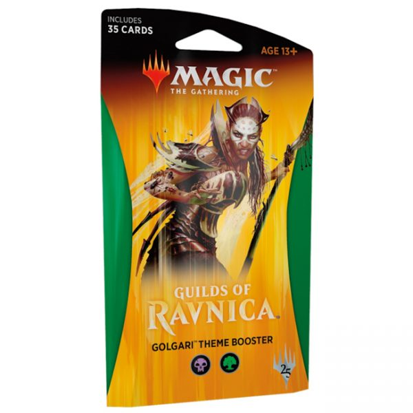 Guilds of Ravnica - Theme Booster - Golgari
