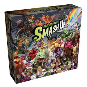 Smash Up – Bigger, Geekier Box