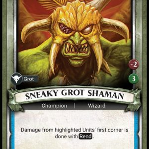 Sneaky Grot Shaman – Unclaimed