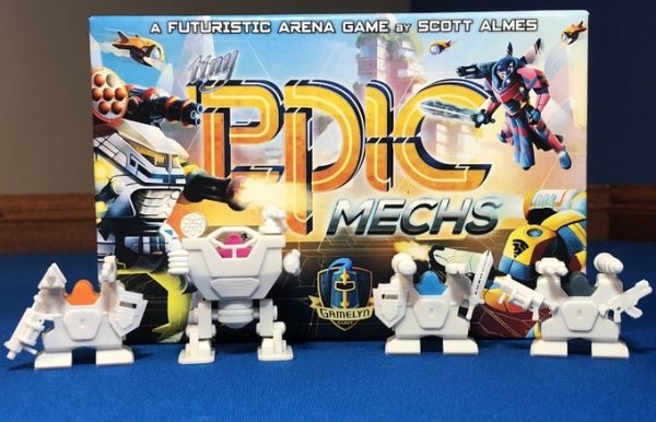 Tiny Epic Mechs – Deluxe