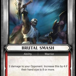 Brutal Smash – Unclaimed