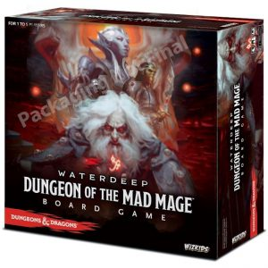 Dungeons & Dragons – Waterdeep – Dungeon of the Mad Mage – Standard Edition