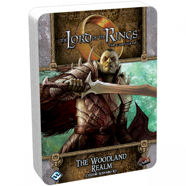 the Lord of the Rings LCG – The Woodland Realm