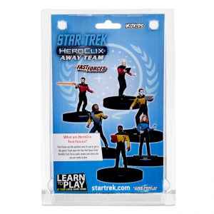 Star Trek HeroClix Away Team: The Next Generation – Fast Forces