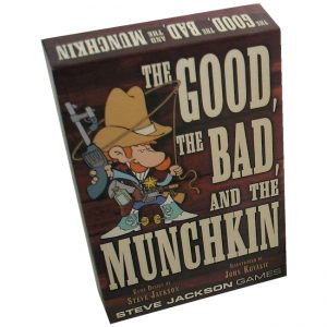 The Good The Bad and the Munchkin – Complete Edition