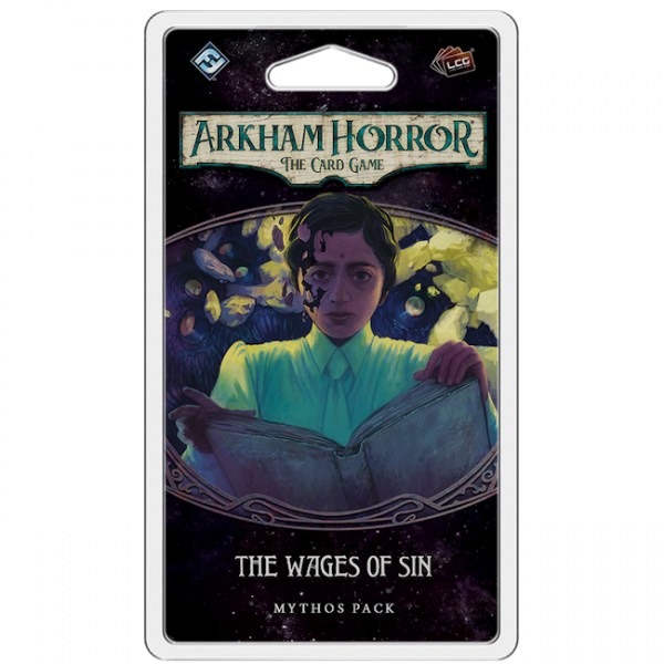 Arkham Horror LCG – The Wages of Sin