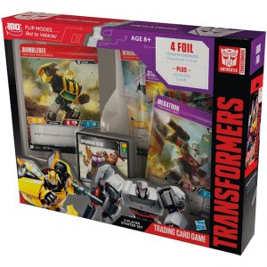 Transformers TCG – Bumblebee vs Megatron Starter Set