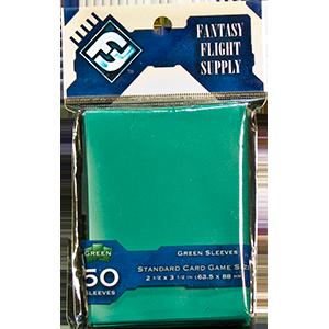 Fantasy Flight – Green Card Game Sleeves