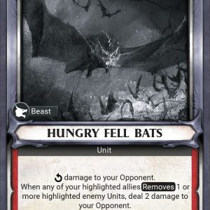 Hungry Fell Bats (Unclaimed)