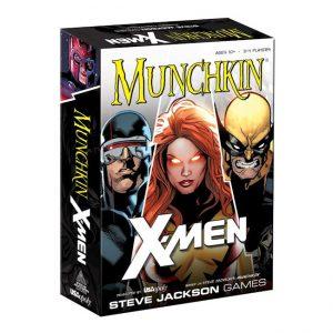 Munchkin – X-Men