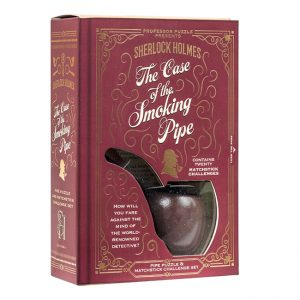 Sherlock Holmes – The Case of the Smoking Pipe
