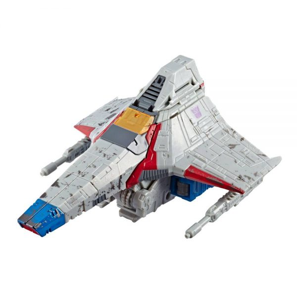 Starscream – Transformers Generations War for Cybertron: Siege Action Figures Voyager 2019