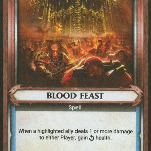Blood Feast (Unclaimed)