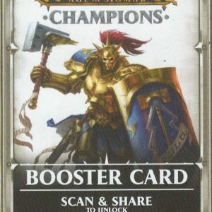 Booster Card (Unclaimed)