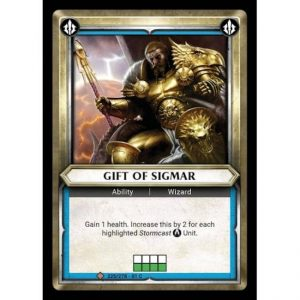 Gift of Sigmar (Unclaimed)