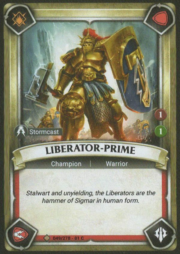 Liberator-Prime (Unclaimed)