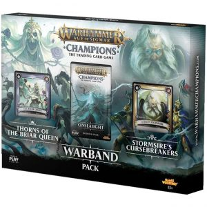 Warhammer Age of Sigmar: Champions – Warband Collectors Pack